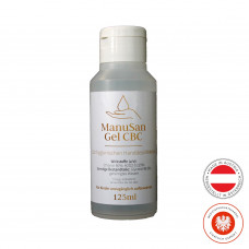 Manusan hand gel 125ml