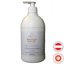 Manusan Handgel 500ml pump bottle
