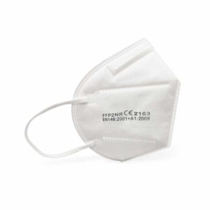 FFP2 mouth and nose mask individually packed